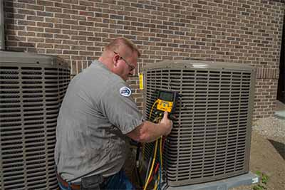 Trust our techs to service your Furnace in Franklin IN