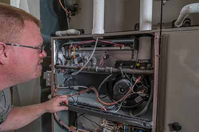 Schedule a Furnace repair service in Whiteland IN