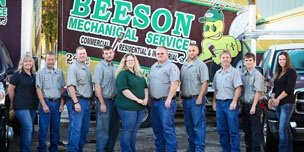 Beeson Mechanical Service, Inc. has certified technicians to take care of your AC installation near Franklin IN.